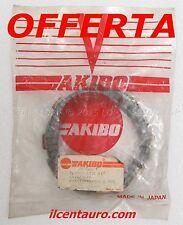 SERIE DISCHI FRIZIONE HONDA VF 500 F, AKIBO  8 PZ CLUTCH, R.O. 22201-166-000