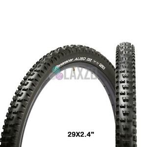 "Panaracer Aliso Tubeless Compatible Folding Tyre 29x2.4"" Black Bike Cycle"