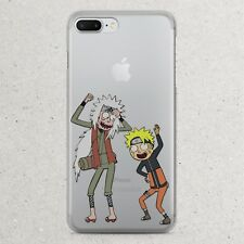 Jiraiya Anime teléfono caso iPhone Xs 11 Pro Max XR 7 8 6S 6 cubierta se 5s Plus X