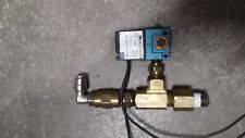 Mac 35A-AAA-DAAA-1BA Solenoid Valve 120Vac 3-Way 5.4W 50/60Hz  USED