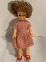 "Vintage Playmates Doll 12"" Made In Hong Kong"