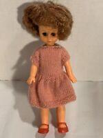 """Vintage Playmates Doll 12"""" Made In Hong Kong"""