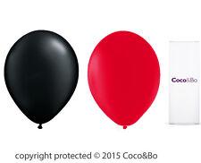 Coco&Bo 10 x Las Vegas R&B Party Balloons Casino Poker Night Room Decorations