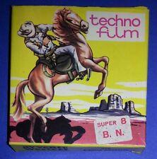 24046 Super 8 Techno Film B.N. - Avventure western 519 - Aquila solitaria