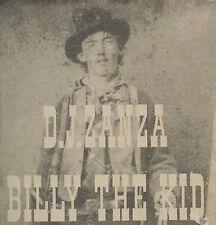 DJ ZANZA - Billy The Kid - Fighting – FRX 104 - 1993 - Euro House Italodance