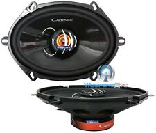 "XS682 CADENCE 6x8"" LOUD 2-WAY XENITH 275W COAXIAL SPEAKERS BUILT IN TWEETERS NEW"
