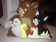 Maurice Sendak's Little Bear Toy Carrying Case 14 Inches  Collectible VERY HTF