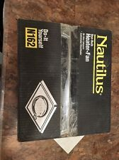 Nautilus N162 Heater Exhaust Fan 1-Bulb Bathroom Shower -made In The USA