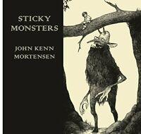 Sticky Monsters by Mortensen, John Kenn 0224095765 The Fast Free Shipping