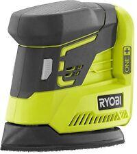 Cordless 18V Corner Detail Finish Palm Sander Paper Hand Portable Power Tool NEW