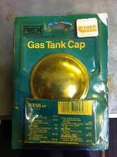 Vintage Rex Automotive Gas Tank Cap RX56 VP Made In USA NORS/NOS