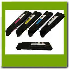 5PK NON-OEM Dell C3760 C3765  HY Toner 331-8429 331-8432 331-8431 331-8430