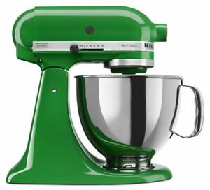 KitchenAid KSM150PSCG 5-Qt. Stand Mixer with Pouring Shield - Canopy Green