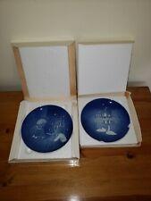 Bing&Grondahl Copenhagen Porcelain Plates