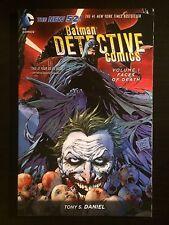 Batman Detective Comics Faces of Death TPB TP paperback softcover DC New 52