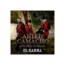Ariel Camacho y Los Plebes del Rancho : El Karma CD