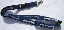 Miles & More Lufthansa Schlüsselband Lanyard NEU (A1.1)