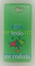 FUNDA de GEL TPU DIBUJOS PARAGUAS para HUAWEI Y5 II / Y6 II COMPACT en ESPAÑA ca