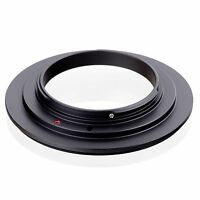 Lens Mount Reverse Macro Adapter Ring 77mm for Canon EOS DSLR Camera