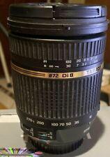 Tamron AF B003 18-270 mm For Canon & UV (0) Filter