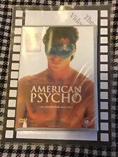 American Psycho (DVD, Brand New & Sealed)