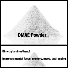 50g of 100% Pure DMAE Powder , Enhances brain activity, fighting facial sag!