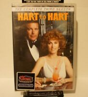 Hart to Hart: The Complete Third Season [NEW DVD] FREE SHIPPING!!