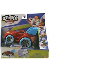 Uzoom - SPORT RACER - Rev up and Race over 23 Meters - New But Box Wear
