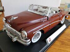 Signature Models Buick 1953 Skylark Convertible 1:18 Scale Die Cast e