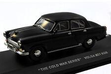 Gaz m21 Volga kgb negro con agentes 1:43 Cold era series cws01 replicars-en su embalaje original