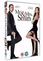 Mr. and Mrs. Smith [2005] [DVD][Region 2]
