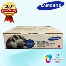 New & Original Samsung CLP-510D5M Magenta Toner Cartridge CLP-510 CLP-510N 5K
