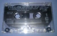 V/A FULL-ON DANCE 93 cassette tape album