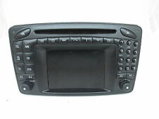 Mercedes Benz W203 Comand Radio CD, Navi A2038209689 ECE ohne Navigations CD