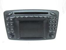 Mercedes Benz W203 Comand Radio CD, Navi A2038209689 ECE ohne Navigations CD