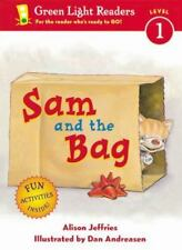 Green Light Readers Level 1 Ser.: Sam and the Bag by Alison Jeffries (2004,...