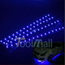 48 X Waterproof 12''/15 DC12V Motor LED Strip Underbody Light For Car Motorcycle