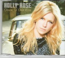 (EW30) Holly Rose, Down To One Kiss - 2009 CD
