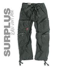 Surplus™ Raw Vintage Pantalón Cargo en el aire Pantalones EEUU sudadera
