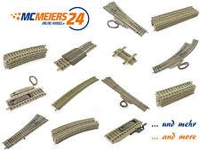 E122 Fleischmann H0 Gleismaterial Profi-Gleis | diverse Varianten *Note 4*