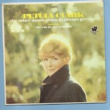 """PETULA CLARK """"THE OTHER MAN'S GRASS IS ALWAYS GREENER"""" FREE SHIPPING"""