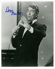 REPRINT DEAN MARTIN 2 Rat Pack autograph autographed signed photo copy
