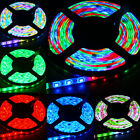 5M 600/1200 LEDs Waterproof Strip SMD 5050/3528/5630 RGB Cool/Warm White Light