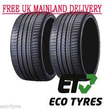 2X Tyres 225 35 R19 88W XL House Brand Budget E B 72dB