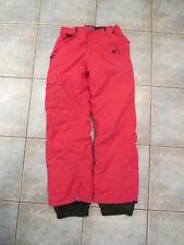 Girls Session Pink Snowboard Pants Size XL Ski Winter Outdoors