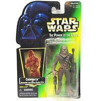 Vintage Kenner Star Wars Chewbacca Action Figure 1997