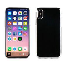 Muvit carcasa cristal Apple iPhone Xs/x bordes Electroplati