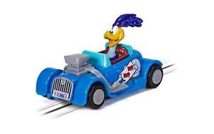 Looney Tunes Road Runner Micro Scalextric Car