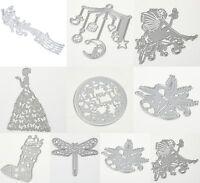 Christmas Gift Metal Cutting Dies Stencils DIY Scrapbook Album Paper Card Craft