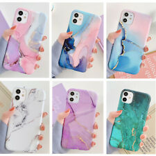 Slim Fit Cute Marble Case Cover For iPhone 11 12 Pro Max Xs XR 7 8 Plus SE 2020